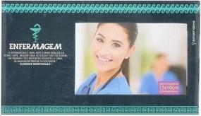Porta Retrato Profissão - Enfermagem - Zona Criativa