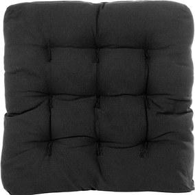 Almofada Futton Confort - 40 x 40 cm Preta