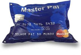 Pufe  Good Pufes  Sacco Masterpai Azul