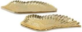 Prato Asas de Anjo Dourado