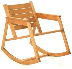 Cadeira de Balanço Janis - Wood Prime MR 248550