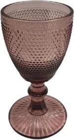 Taças para Água Poá Rosa 350 ml