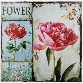 Tela Impressa Flower Dream
