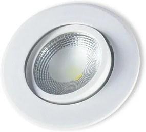 Spot de Embutir LED 10W 3000K Redondo COB Startec