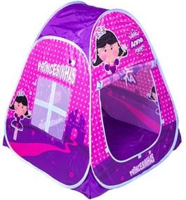 Barraca Infantil Portátil - Princesinha Anne - Unik Toys