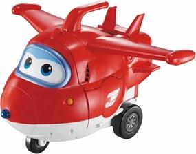 Super Wings Jett Explosão De Bolhas Vermelho Fun Divirta-Se