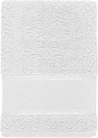 Toalha de Lavabo Melina - Karsten Branco