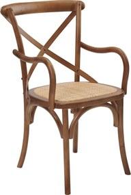 Cadeira Katrina Com Braços Betula Rivatti
