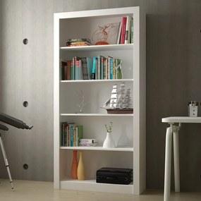 Estante para Livros Bl 01 Branco - Brv Móveis