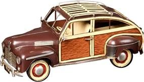 Miniatura Carro Antique - Marrom