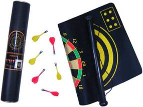 Dardo Magnético Kits e Gifts - Dupla Face Preto