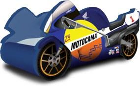 Moto Cama Cama Carro Z4 Azul