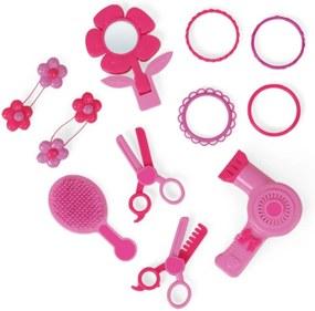 Penteadeira Xplast Encantada Princesas - PVC - 3117 - Rosa