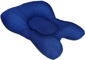 Almofada de Banho SP para Bebê Azul