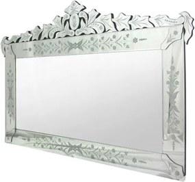 Espelho Veneziano Garden Cor Prata 1,00 MT (LARG) - 45829 Sun House