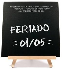 Placa Chalkboard