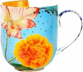 Caneca Grande Flowers Royal PiP Studio