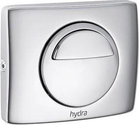 Acabamento de Válvula Hydra Duo Pro Cromada com Kit Conversor 1 e 1/2