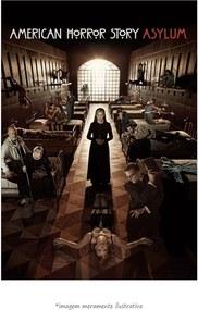 Poster American Horror Story (60x90cm, Apenas Impressão)
