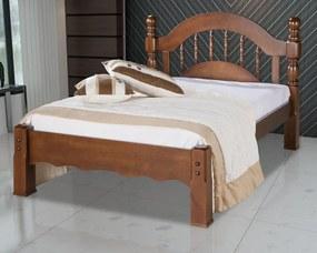 Cama de Casal Siena Madeira Maciça Bedroom