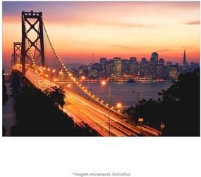 Poster Ponte Golden Gate (60x90cm, Apenas Impressão)