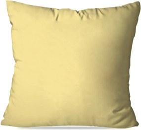 Almofada Avulsa Decorativa Amarelo Claro  35x35 Love Decor
