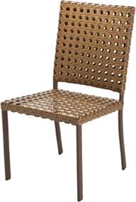 Cadeira Diamante Empilhável - Área Externa