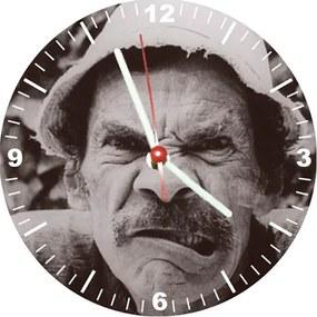 Relógio Decorativo Sr. Madruga Bravo