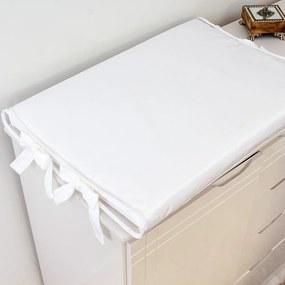 Trocador de Bebê Classic Branco