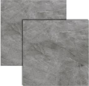 Porcelanato Pulpis Grafite Polido Retificado 84x84cm - Delta - Delta
