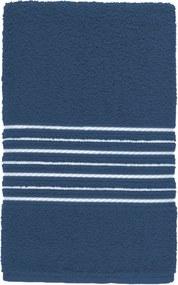 Toalha de Rosto Teka Escala Azul 40cm x 65cm