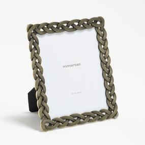 Porta-Retrato Moldura Metálica Trendy