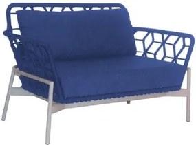 Sofá de Corda Thainá Azul