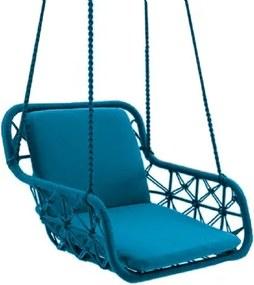 Balanço em Corda Physalis Azul Royal