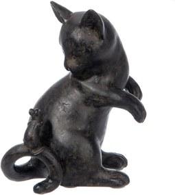 Escultura Udecor Preto