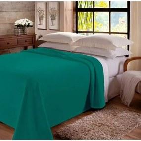 Manta King Jolitex -Lisa Color Fleece Verde