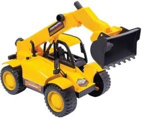 Trator Constructor Amarelo 376E BS Toys