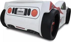 Mini Cama Balla - Cama Carro Branca