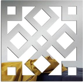 Espelho Love Decor Decorativo Ladrilho Quadrado Único