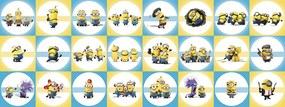 Minions - Conjunto com 24 peças