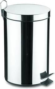 Lixeira Inox com Pedal e Balde Removível 5L - 94538/105 - Tramontina - Tramontina