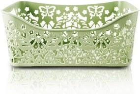 Cesto Organizador Lifestyle Pequeno - Verde - Jacki Design