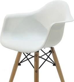 Cadeira Anna Infantil Branco