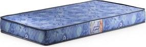 Colchão Solteiro Gazin De Espuma Supreme D20 78x188x12 Azul