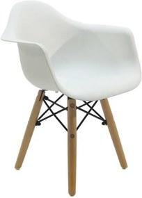 Cadeira Anna Infantil Branco OOL