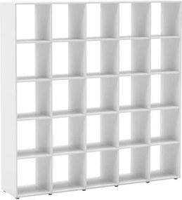 Nicho Lego 25 Boxes Branco