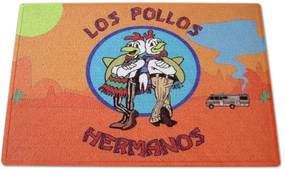 Tapete Capacho Breaking Bad Los Pollos Hermanos