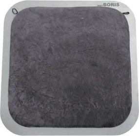 Arranhador de Parede para Gatos B200 Cinza - Sheep Estofados - Cinza claro
