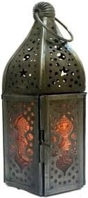 Lanterna para Velas Indiana 14cm