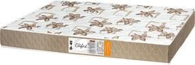 Colchão Espuma Pro Confort D45 Casal 138X188X19 Caqui Hellen